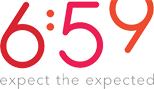 6:59 Logo